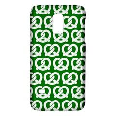 Green Pretzel Illustrations Pattern Galaxy S5 Mini