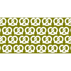 Olive Pretzel Illustrations Pattern YOU ARE INVITED 3D Greeting Card (8x4)