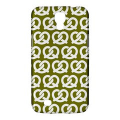 Olive Pretzel Illustrations Pattern Samsung Galaxy Mega 6.3  I9200 Hardshell Case