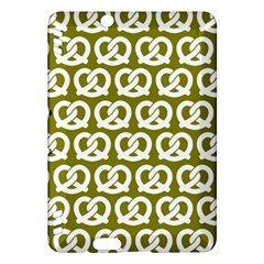 Olive Pretzel Illustrations Pattern Kindle Fire HDX Hardshell Case