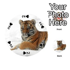 Tiger 2015 0101 Playing Cards 54 (Round)