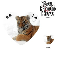 Tiger 2015 0101 Playing Cards 54 (Heart)