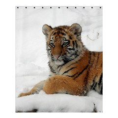 Tiger 2015 0101 Shower Curtain 60  X 72  (medium)