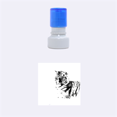 Tiger 2015 0101 Rubber Round Stamps (Small)