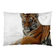 Tiger 2015 0101 Pillow Cases (two Sides)
