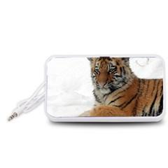Tiger 2015 0101 Portable Speaker (White)