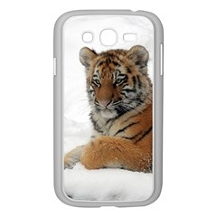 Tiger 2015 0101 Samsung Galaxy Grand DUOS I9082 Case (White)