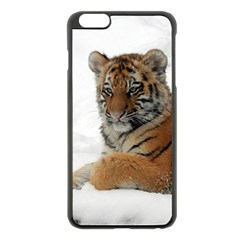 Tiger 2015 0101 Apple iPhone 6 Plus/6S Plus Black Enamel Case