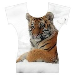 Tiger 2015 0101 Women s Cap Sleeve Top