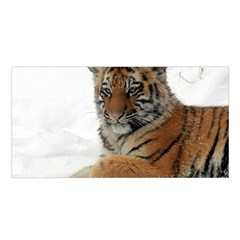 Tiger 2015 0101 Satin Shawl
