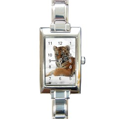 Tiger 2015 0101 Rectangle Italian Charm Watches