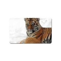 Tiger 2015 0101 Magnet (Name Card)