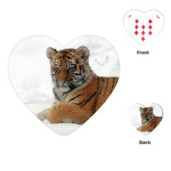 Tiger 2015 0101 Playing Cards (Heart)