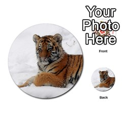 Tiger 2015 0101 Multi Purpose Cards (round)