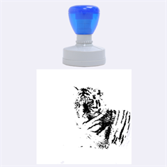 Tiger 2015 0101 Rubber Round Stamps (Large)