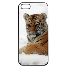 Tiger 2015 0101 Apple iPhone 5 Seamless Case (Black)