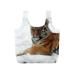 Tiger 2015 0101 Full Print Recycle Bags (S)