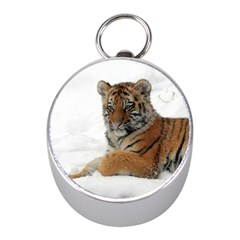 Tiger 2015 0101 Mini Silver Compasses