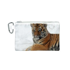 Tiger 2015 0101 Canvas Cosmetic Bag (S)