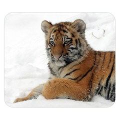 Tiger 2015 0101 Double Sided Flano Blanket (Small)