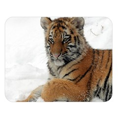 Tiger 2015 0101 Double Sided Flano Blanket (Large)
