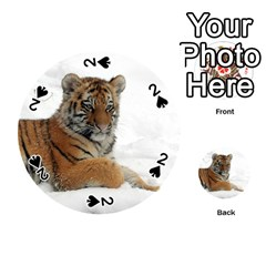 Tiger 2015 0102 Playing Cards 54 (round)