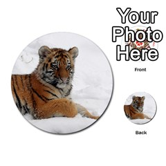 Tiger 2015 0102 Multi Purpose Cards (round)