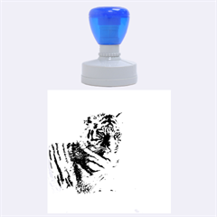 Tiger 2015 0102 Rubber Round Stamps (large)