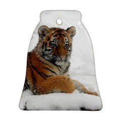 Tiger 2015 0102 Bell Ornament (2 Sides)