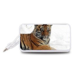 Tiger 2015 0102 Portable Speaker (White)