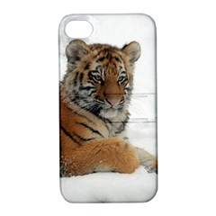 Tiger 2015 0102 Apple iPhone 4/4S Hardshell Case with Stand