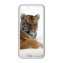 Tiger 2015 0102 Apple iPhone 5C Seamless Case (White)