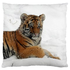 Tiger 2015 0102 Standard Flano Cushion Cases (two Sides)