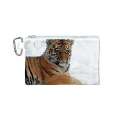 Tiger 2015 0102 Canvas Cosmetic Bag (S)