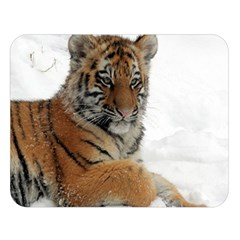 Tiger 2015 0102 Double Sided Flano Blanket (Large)
