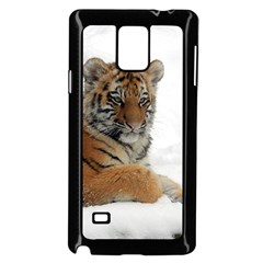Tiger 2015 0102 Samsung Galaxy Note 4 Case (Black)
