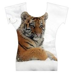 Tiger 2015 0102 Women s Cap Sleeve Top