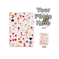Heart 2014 0604 Playing Cards 54 (mini)