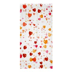 Heart 2014 0604 Shower Curtain 36  X 72  (stall)