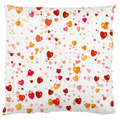 Heart 2014 0604 Large Cushion Cases (One Side)