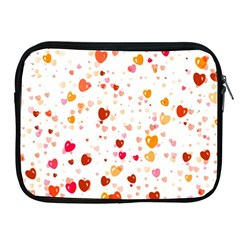 Heart 2014 0604 Apple iPad 2/3/4 Zipper Cases