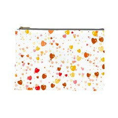 Heart 2014 0605 Cosmetic Bag (Large)