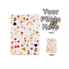Heart 2014 0605 Playing Cards 54 (Mini)