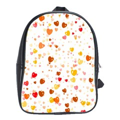 Heart 2014 0605 School Bags (XL)