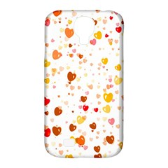 Heart 2014 0605 Samsung Galaxy S4 Classic Hardshell Case (PC+Silicone)