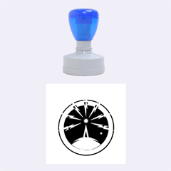 Broadcast Rubber Round Stamps (Medium)