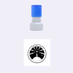 Broadcast Rubber Round Stamps (small)