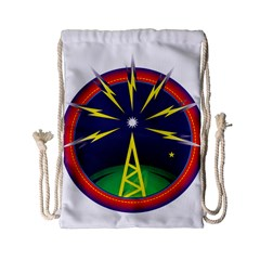 Broadcast Drawstring Bag (Small)