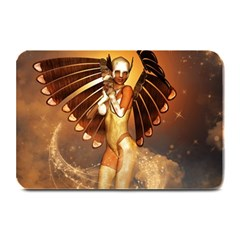 Beautiful Angel In The Sky Plate Mats