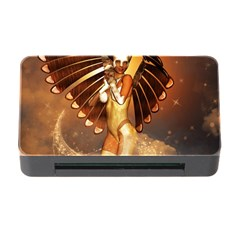 Beautiful Angel In The Sky Memory Card Reader with CF